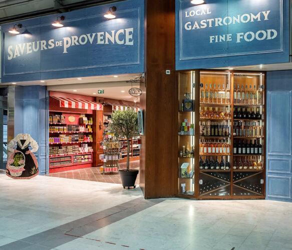 SAVEURS DE PROVENCE <br/>NICE AIRPORT <br/>COTE D'AZUR