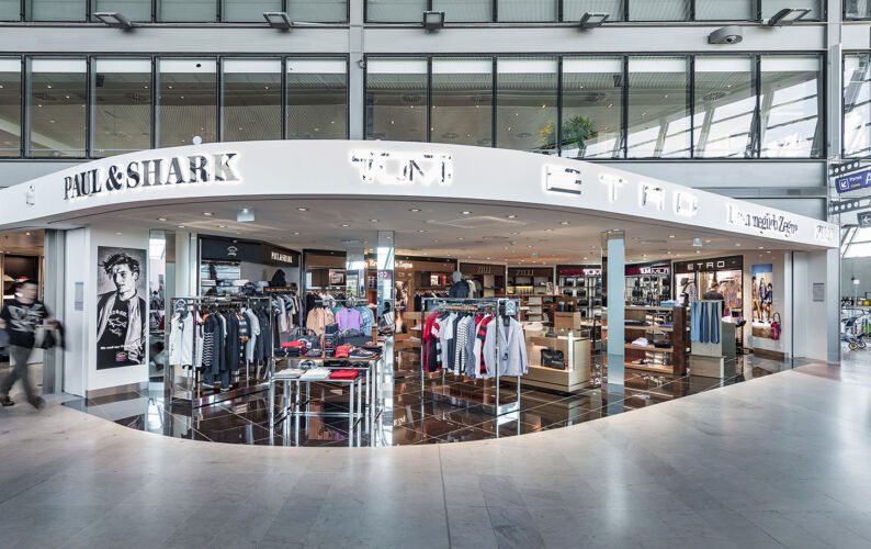 MULTIMARQUES LUXE <br/>AEROPORT NICE <br/>COTE D'AZUR