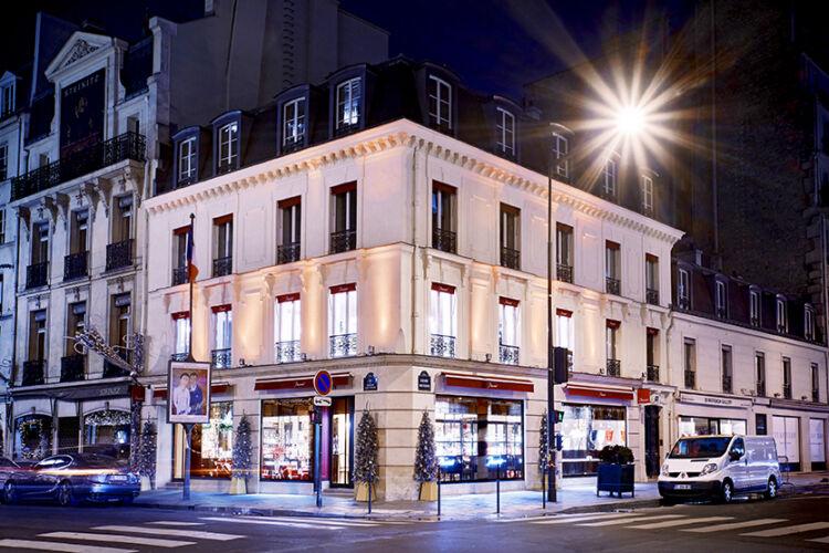 BACCARAT <br/>PARIS <br/>RUE DU FAUBOURG <br/>SAINT HONORE