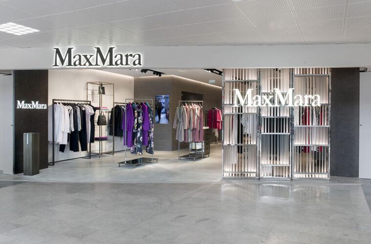 MAXMARA <br/>NICE AIRPORT <br/>COTE D'AZUR