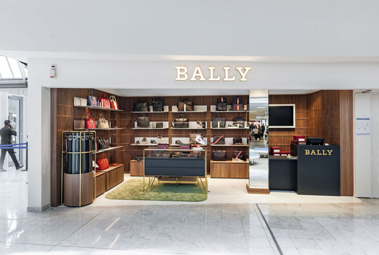 BALLY <br/>NICE AIRPORT <br/>COTE D'AZUR