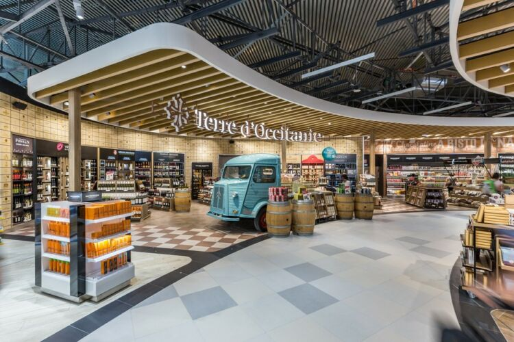 DUTY-FREE <br/>TOULOUSE AIRPORT