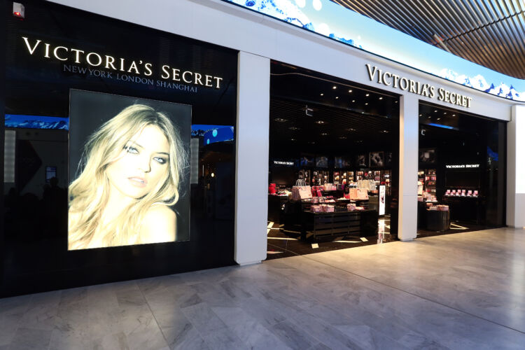 VICTORIA SECRET <br/>AEROPORT DE TOULOUSE