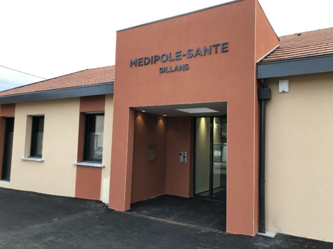 MEDIPOLE-SANTE <br/>SILLANS