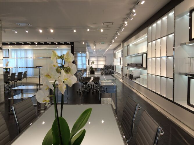 MICHAEL KORS <br/>PARIS SHOWROOM & OFFICES